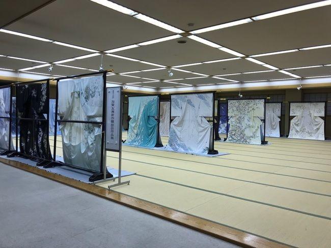 第44回加賀友禅新作競技会