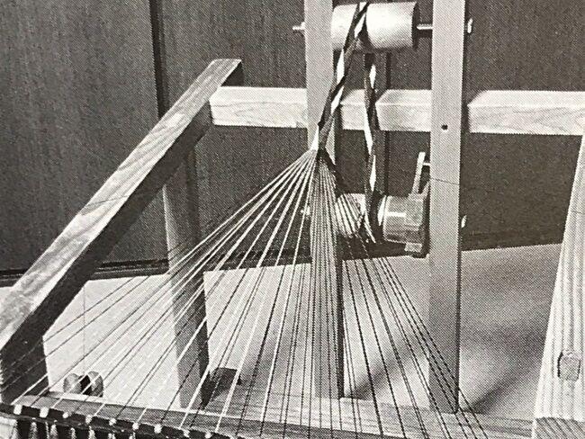 帯締めの組台の高台