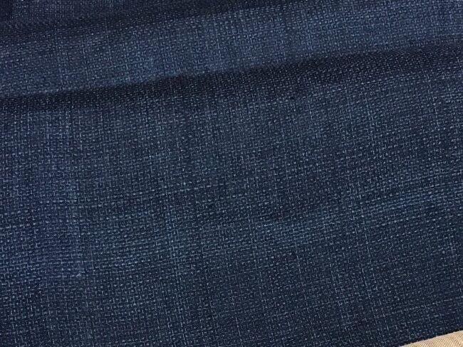 宮古上布の120総亀甲絣の着物